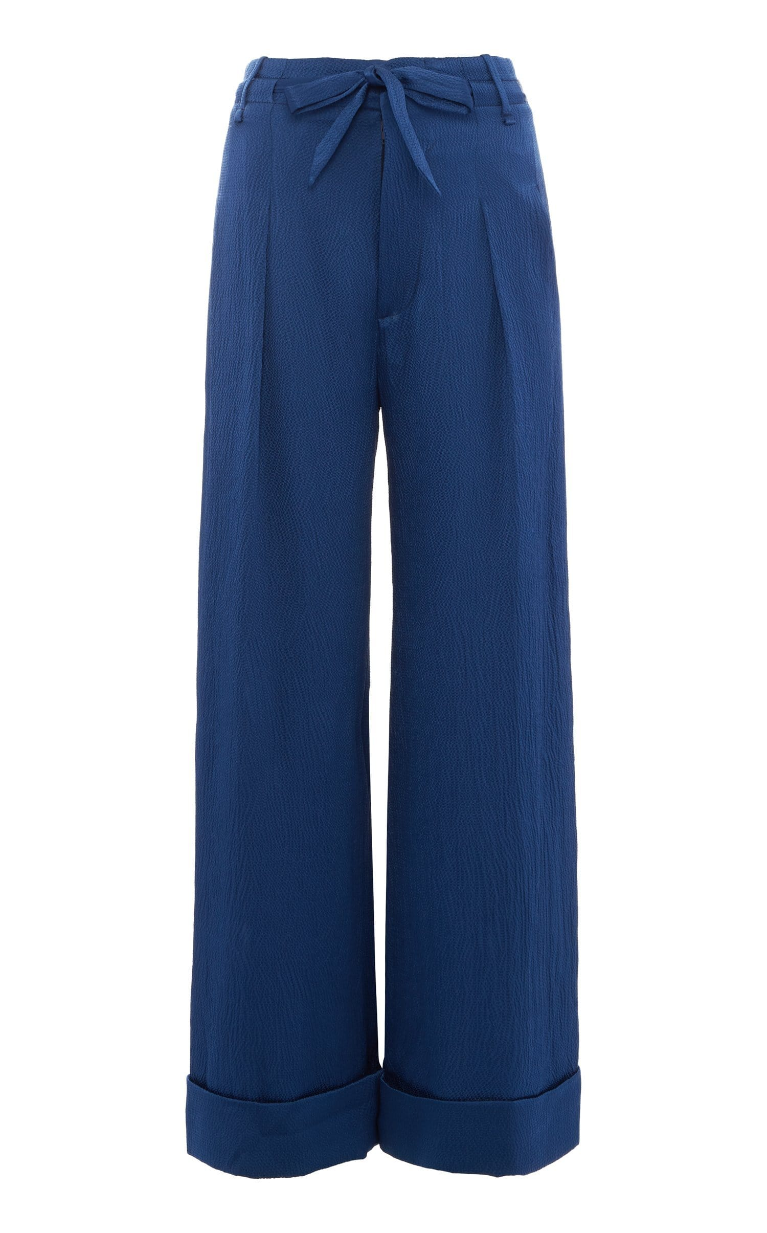 Perkins Trouser In Ultramarine from Roland Mouret