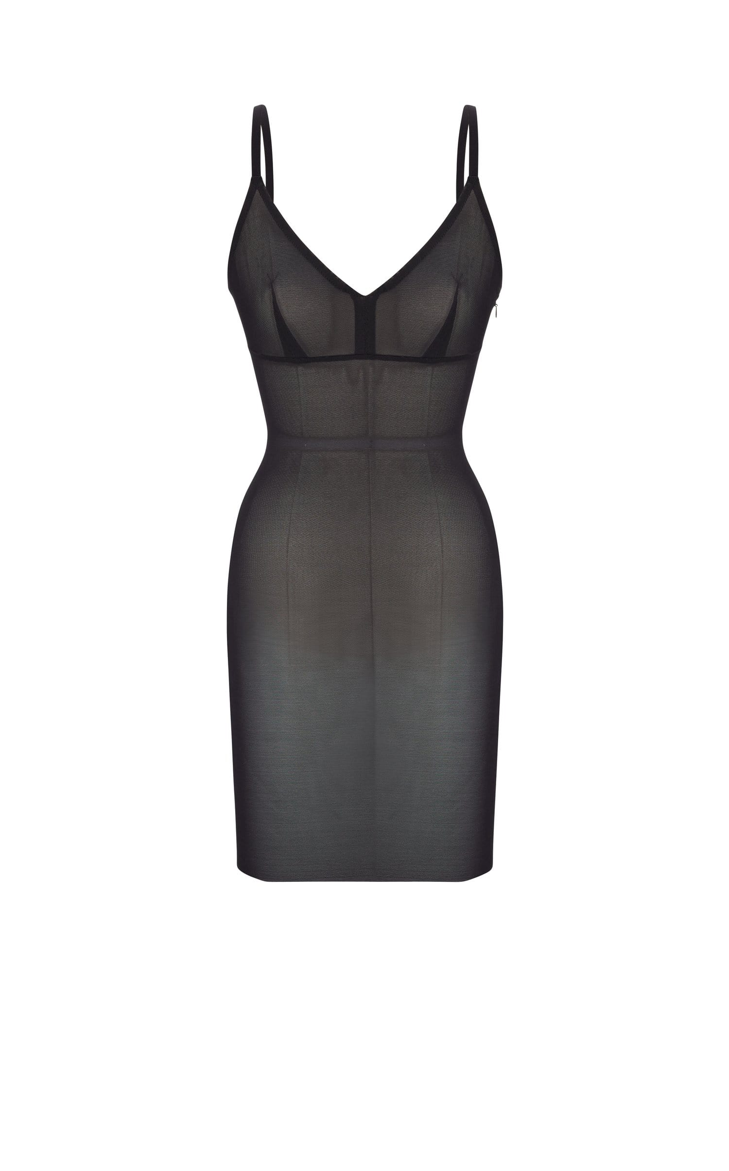 Powermesh Mini Dress In Black from Roland Mouret