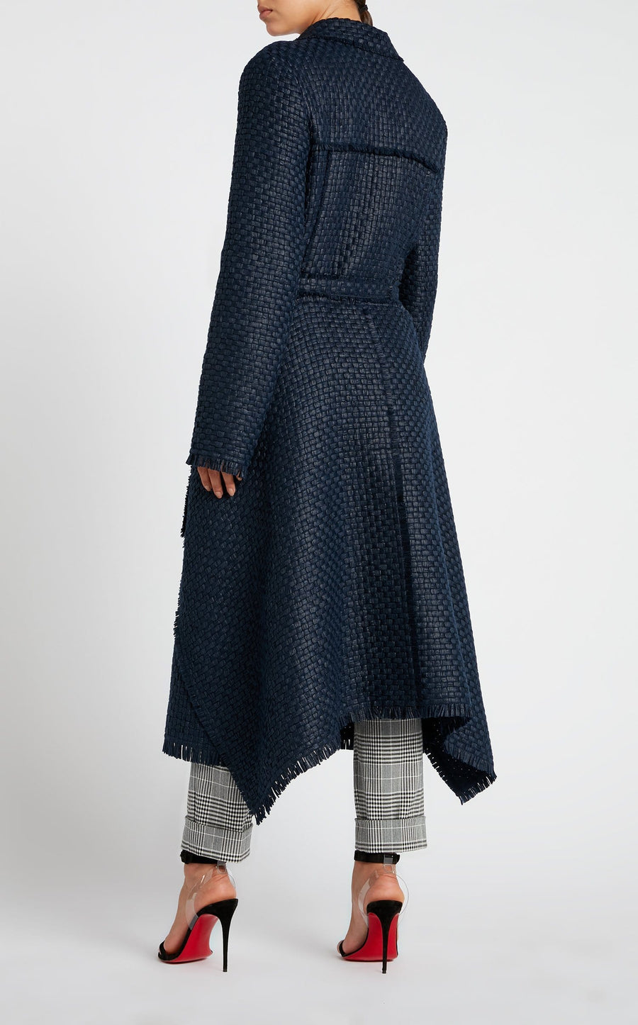 Pullman Coat In Navy from Roland Mouret