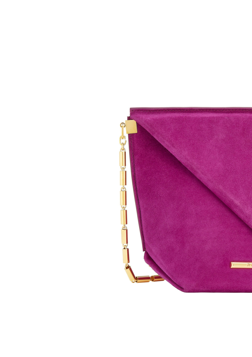 Classico Bag In Cerise from Roland Mouret