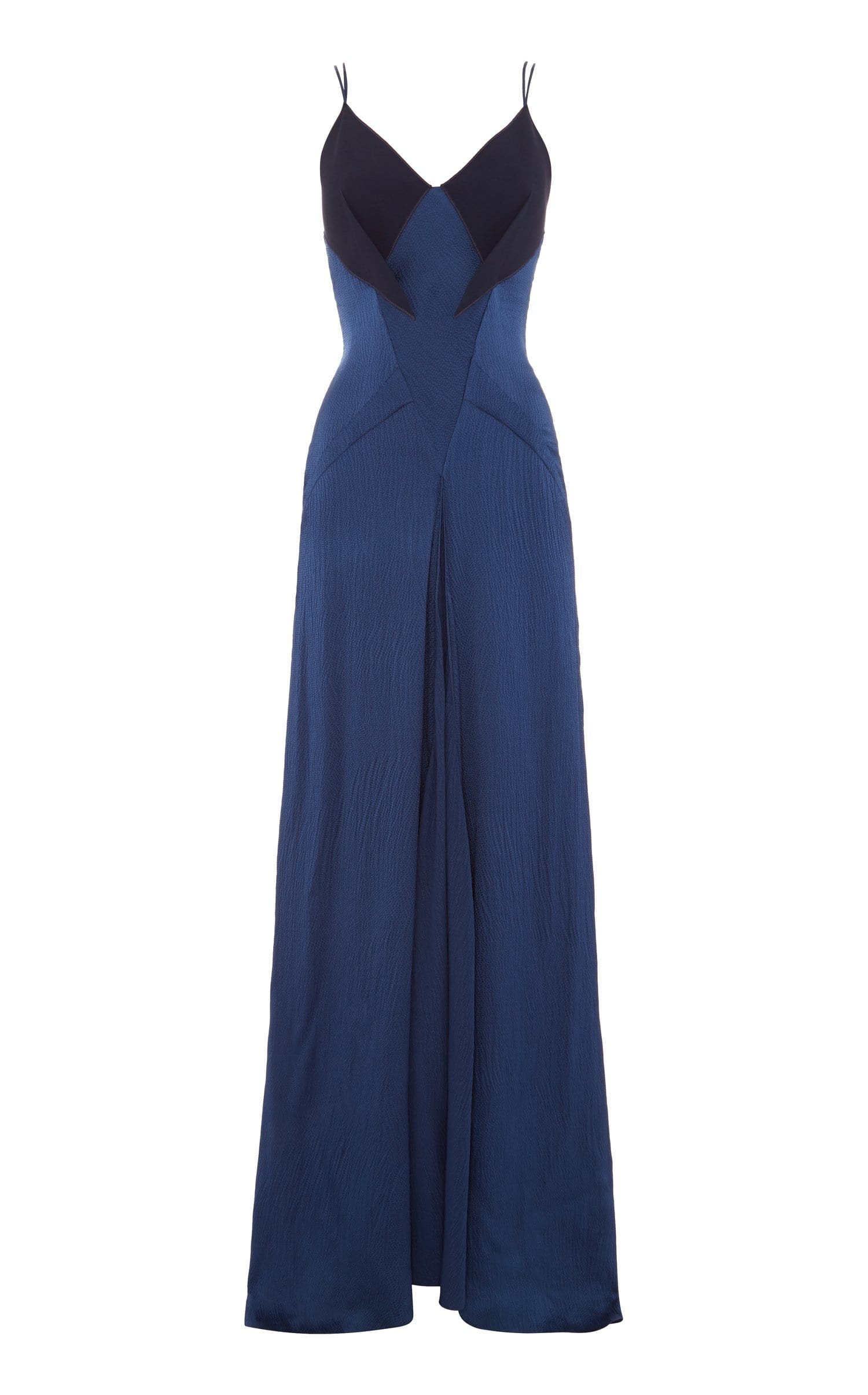 Revere Gown In Ultramarine/Navy from Roland Mouret