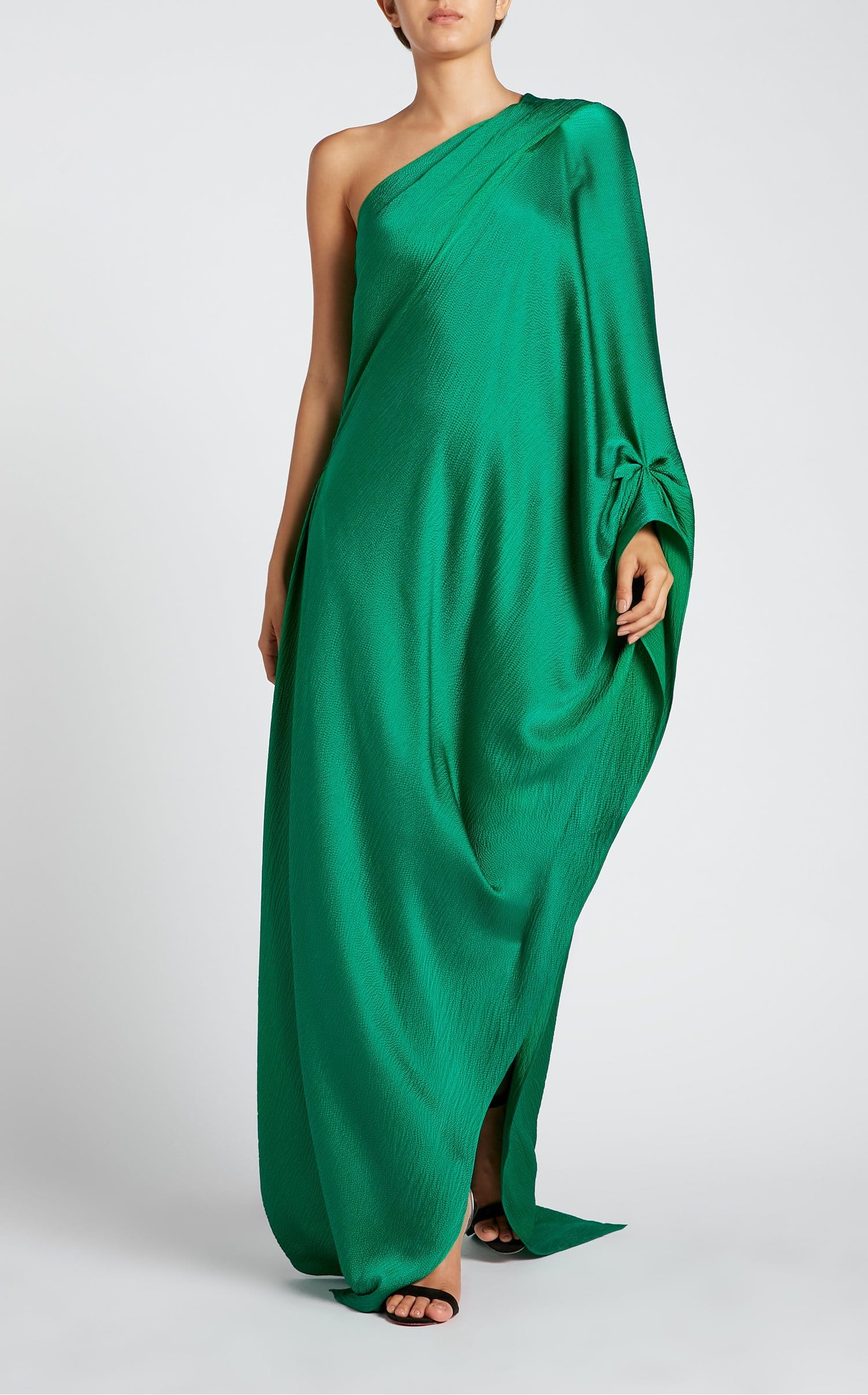 Ritts Gown In Emerald from Roland Mouret
