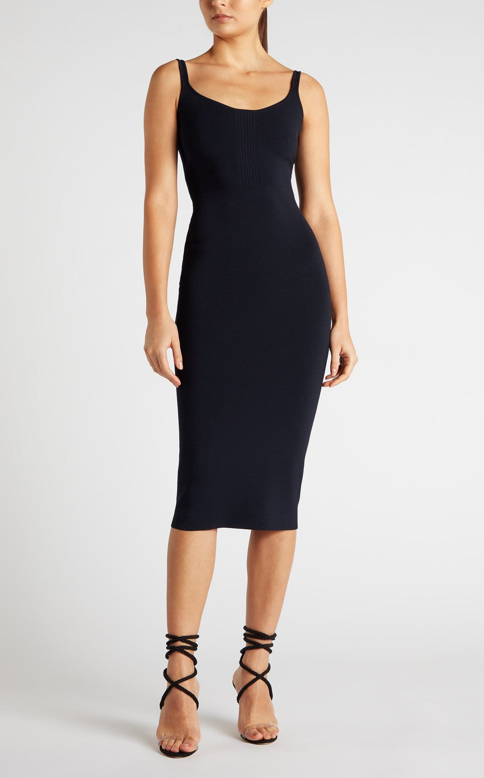 Taro Dress In Navy from Roland Mouret