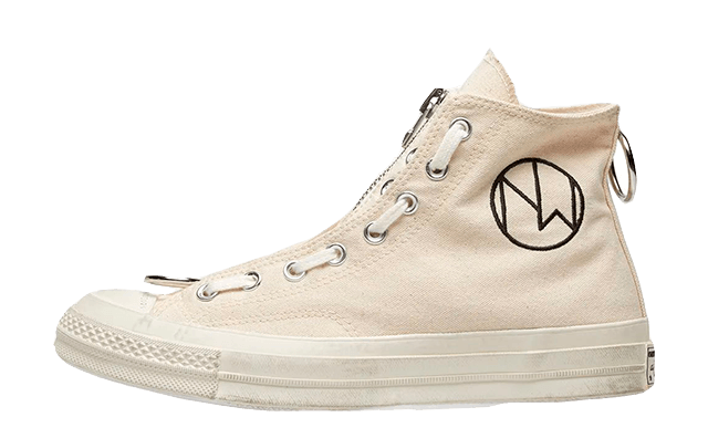 Chuck Taylor All-Star 70s Hi New Warriors White