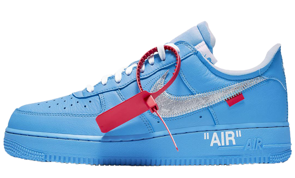 Air Force 1 MCA Blue
