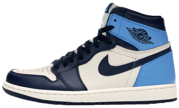 Jordan 1 High OG Obsidian Blue UNC