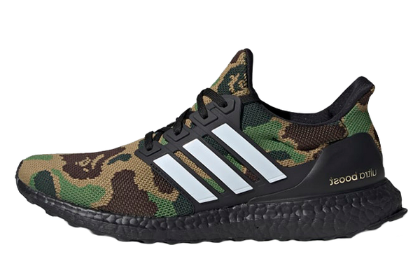 Ultra Boost Green Camo