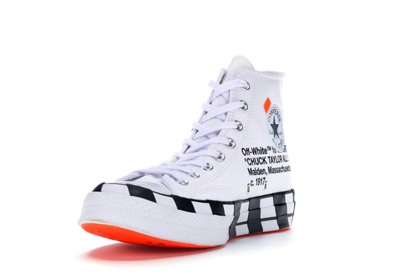Converse x Off-White Chuck Taylor All-Star 70s Hi