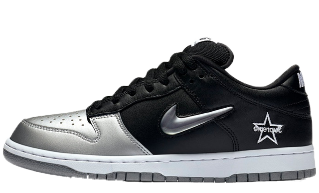 Dunk Low Black