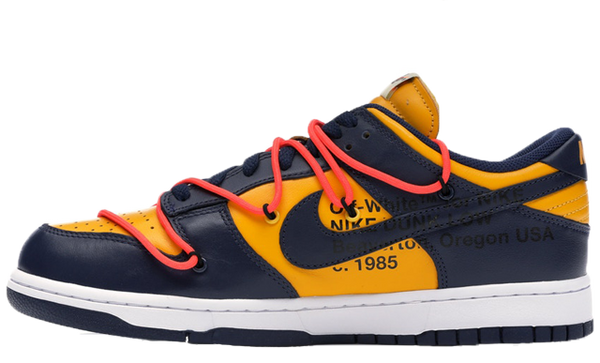 Dunk Low University Gold/Midnight Navy