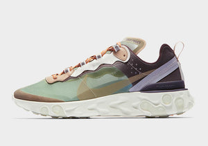 Nike Undercover React Element 87 Green Mist