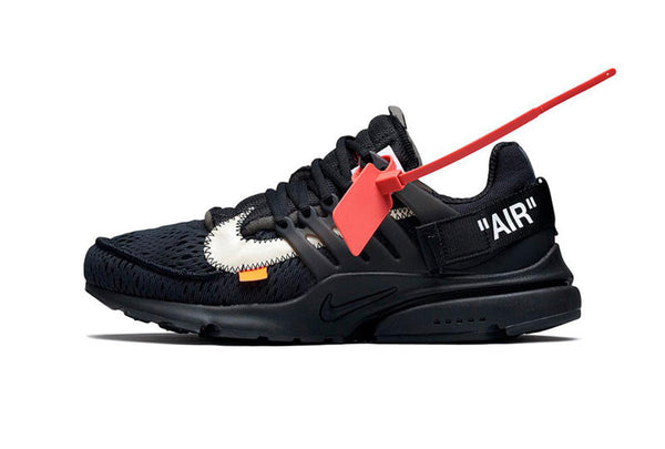 Nike x Off White Presto Black