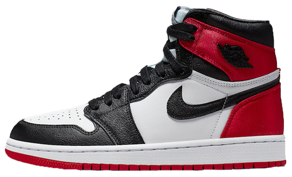Jordan 1 High OG Black Toe Satin