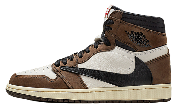 Jordan 1 Retro High Travis Scott Mocha