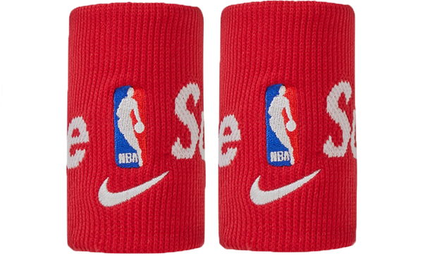 NBA Wristbands Red