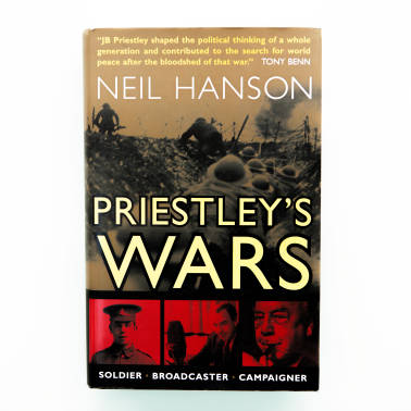 Book - Priestley's Wars