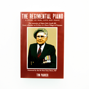 Book - The Regimental Piano