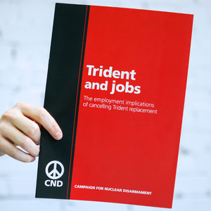 Briefing - Trident and Jobs