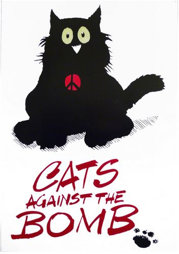 Poster - Cats Against The Bomb