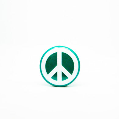 Green CND Badge