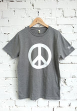 Grey CND Logo T-shirt