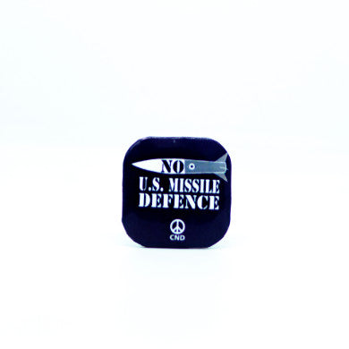 No US Missile Defence Badge