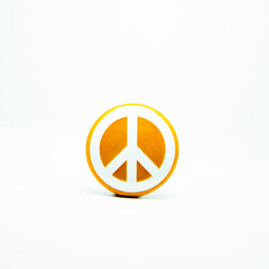 Orange CND Badge
