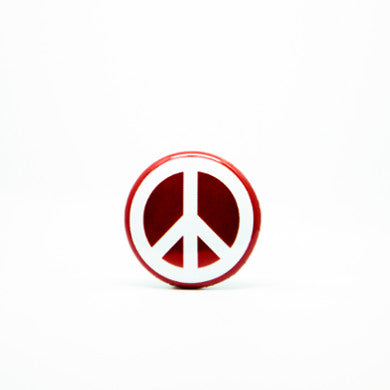 Red CND Badge