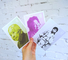 Pack of Hiroshima Survivors Memorial Cards