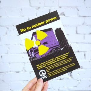 Leaflet - Nuclear Power x 100