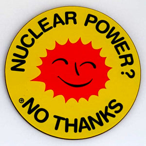Nuclear Power No Thanks Coaster