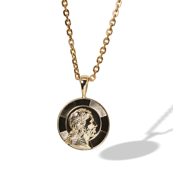 Icon Medallion Pendant