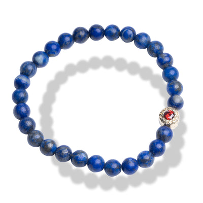 Lapis Bracelet | Leadership