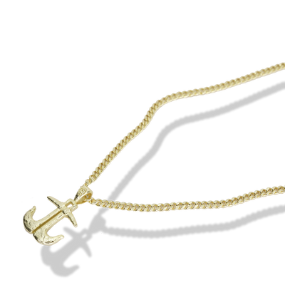 Anchor Pendant | Grounded
