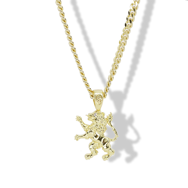 Lion Pendant | Leadership
