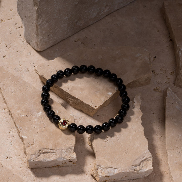 Obsidian Bracelet | Protection