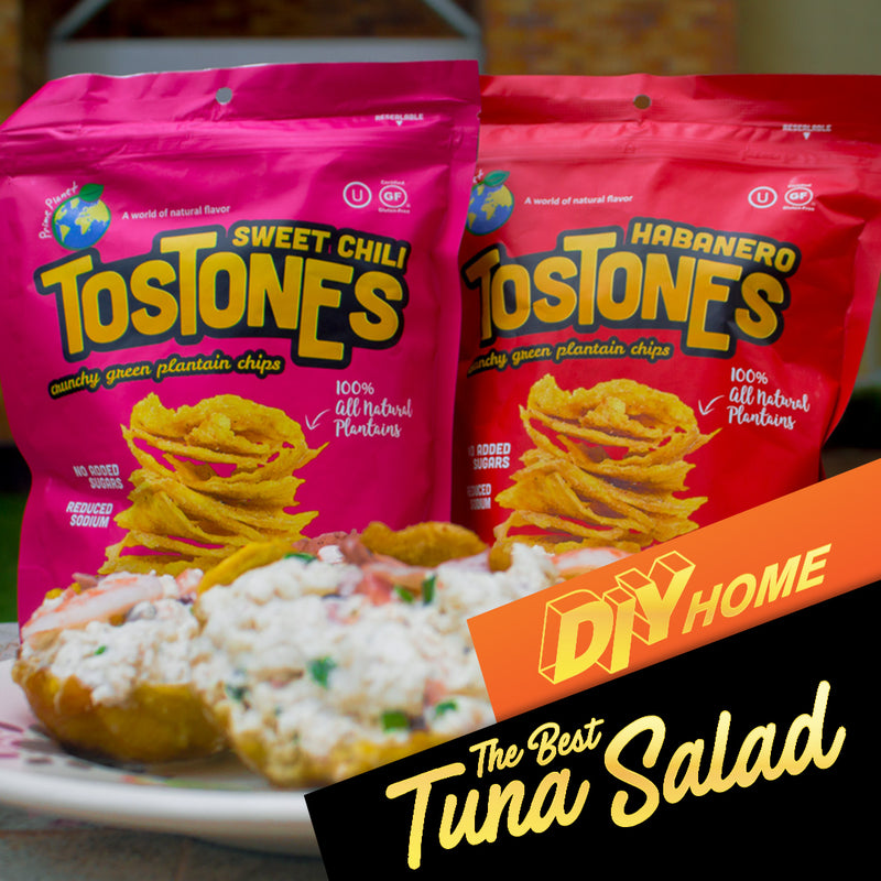 The Best Tuna Salad