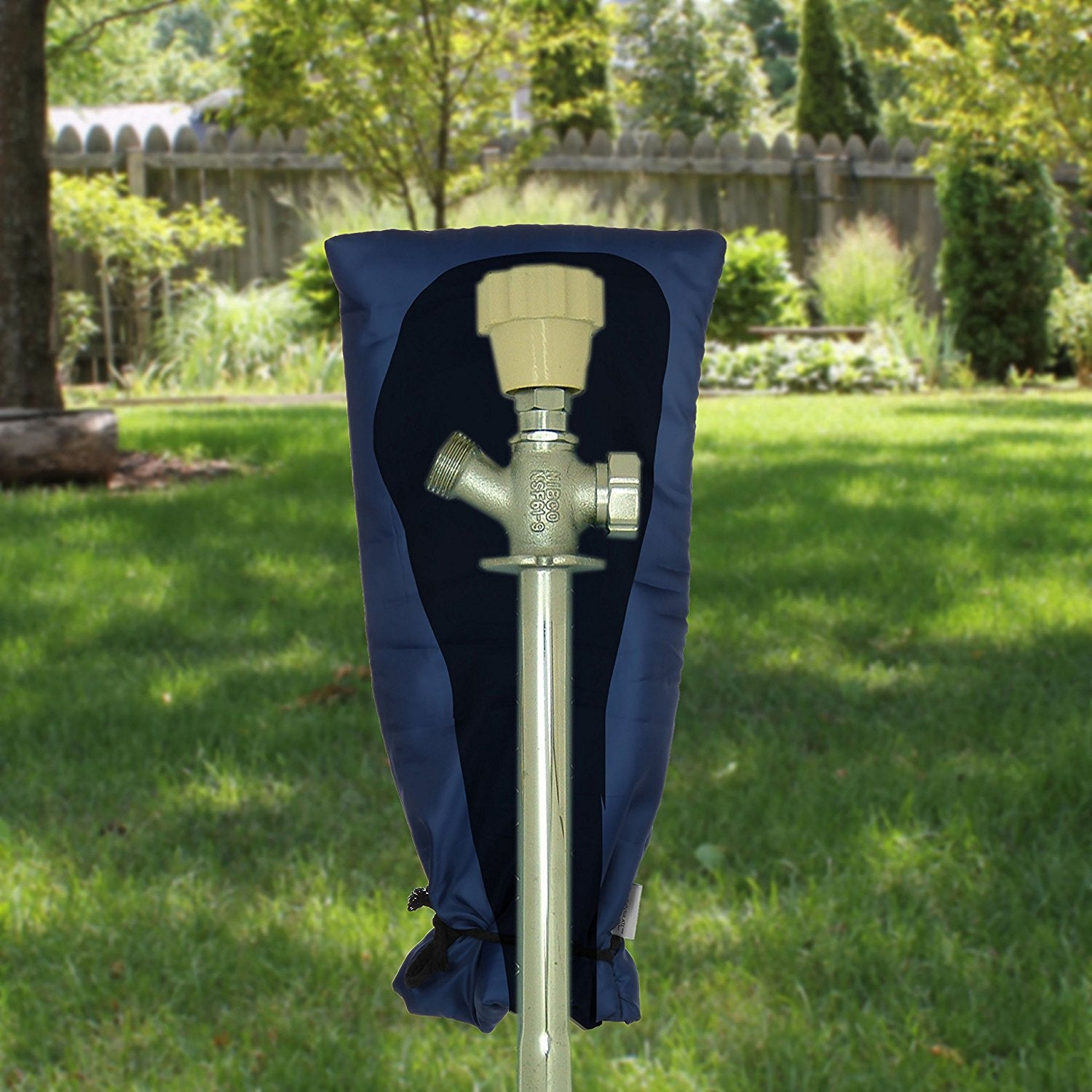 Large Thinsulate Outdoor Faucet Cover - Faucet Sock – Trenton Gifts