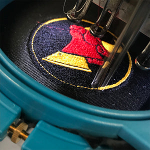 Direct Embroidery vs. Patch Embroidery