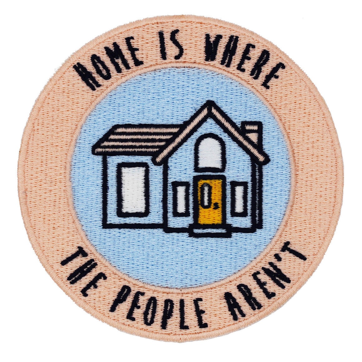 Home Is Where The People Aren't