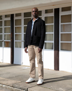 Far Afield: Contemporary British menswear with global inspiration