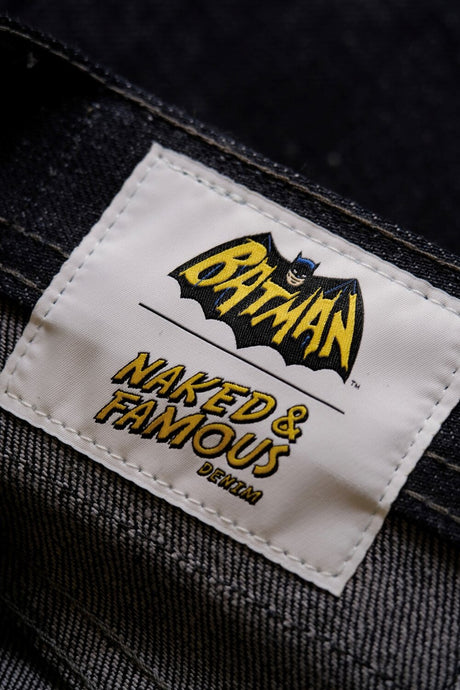 Batman x Naked & Famous Denim - Available Now