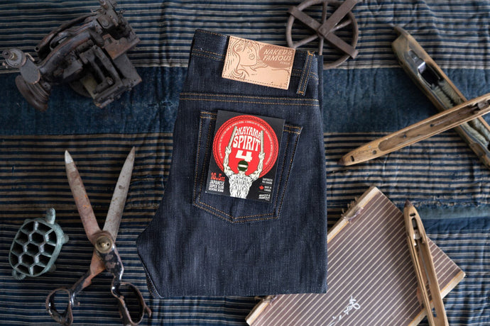 Naked & Famous Denim / Okayama Spirit 4 - Coming Soon