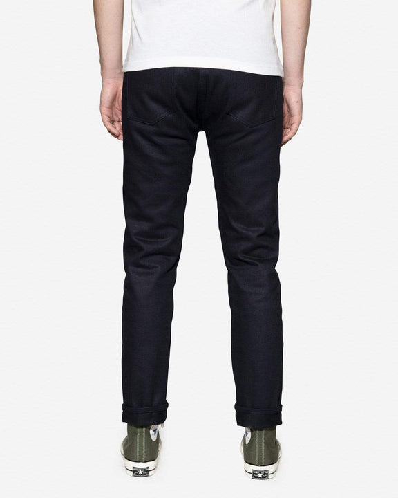 3Sixteen CT-120X Classic Tapered Mens Jeans - Shadow Selvedge 3Sixteen Jeans