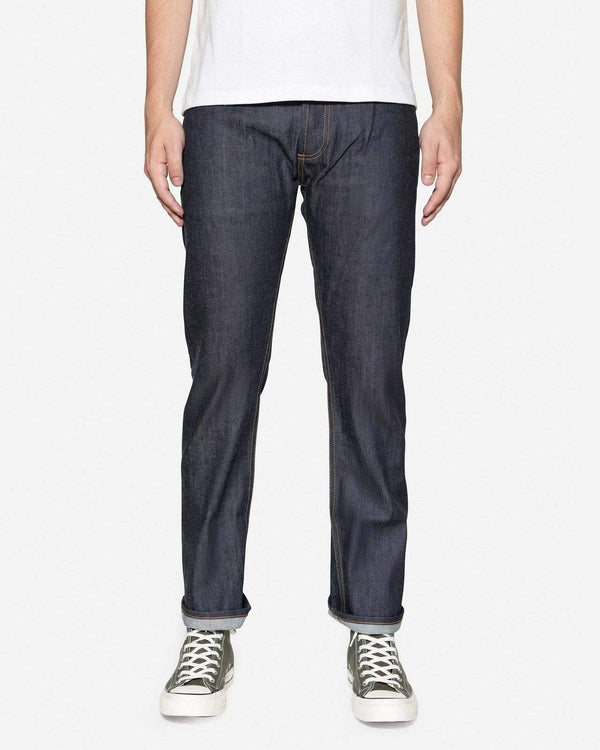 3Sixteen ST-100X Slim Tapered Mens Jeans - Raw Indigo Selvedge W30 L36 ST-100X30 3Sixteen Jeans