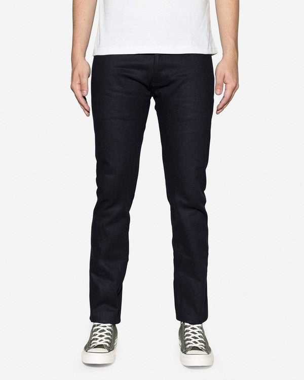 3Sixteen ST-120X Slim Tapered Mens Jeans - Shadow Selvedge W30 L37 ST-120X30 3Sixteen Jeans