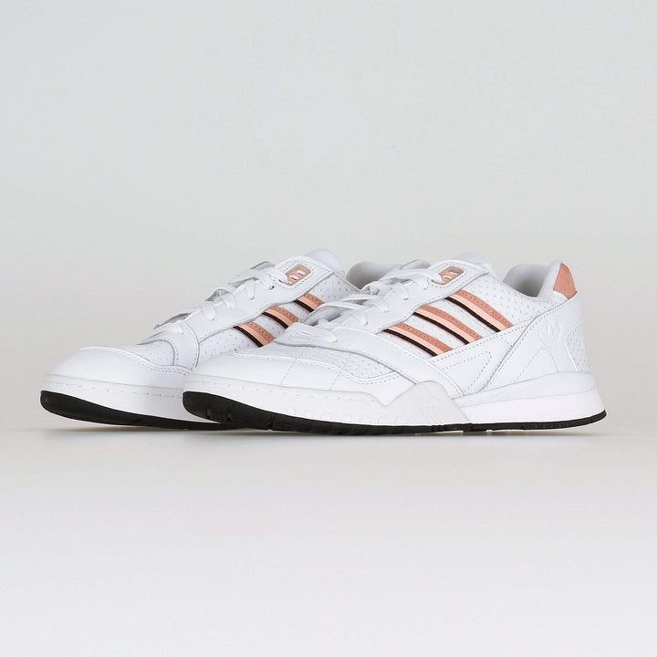 Adidas Originals A.R. Trainer - White / Glow Pink / Black Adidas Originals Trainers