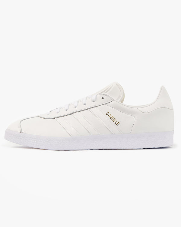 Adidas Originals Gazelle - Cloud White / Gold Metallic UK 7 BB54987 4056566501426 Adidas Originals Trainers