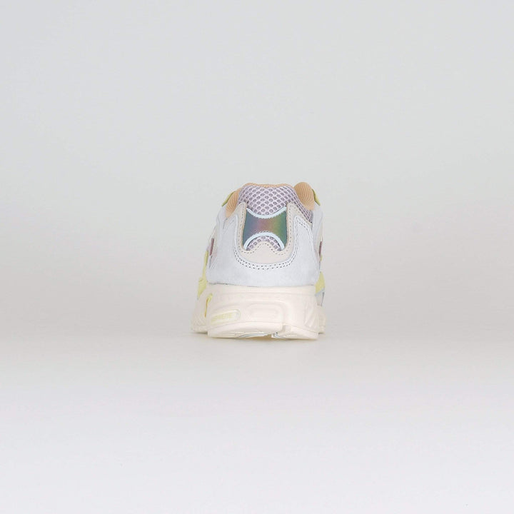 Adidas Originals Temper Run 'Pride' - Off White / Blue Tint / Ice Yellow Adidas Originals Trainers