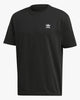 Adidas Originals Trefoil Boxy Tee - Black / White S GE0826S 4061612796558 Adidas Originals T Shirts
